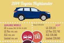 7 Passenger Infographics / A list of infographics by www.7passenger-vehicles.com