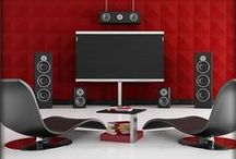 Your Recreation Room / About design your recreation room for home theater, game play and other family recreation