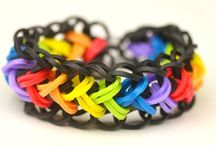 Rainbow loom DIY