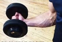 Arm& Upper Body Workouts / If you need ideas or inspiration for new and different workouts, hopefully this board can help you out.