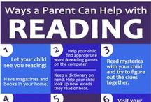 Parents: Literacy Tips / Literacy Tips for Parents