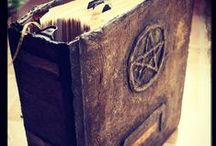 Book of Shadows / Ideas for my pagan Book of Shadows.