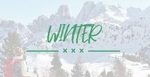 Draußen.Winter / Für alle, die den Winter hier in Deutschland so sehr vermissen wie ich. Hallo Eis und Schnee!