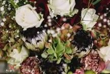 Autumn Wedding Flowers by Libby Brickell