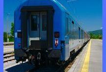 InterRail / InterRail mit Kinder, reisen mit dem Rucksack durch Europa #Zugreisen #Interrail