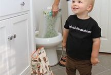 Cloth Diapering Accessories / Cloth Diapers are even easier to clean, store, and travel with than you might think! These accessories help make cloth diapering easy and worry-free.