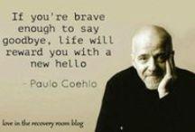 Paulo Coelho / by Michelle Moncada