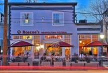 Restaurants! / great, local restaurants!