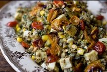 QUINOA RECIPES / by JANE MARCOTTE
