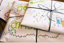 Super gifts and wrapping