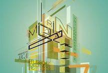 DES - Marian Bantjes / Typography Artist