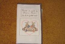 Accessoires pour enfants / Protège-carnet de santé, pochettes, ....