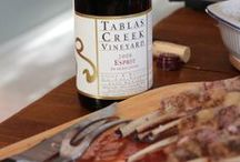 Food & Wine Pairings / Where food & wine complement each other