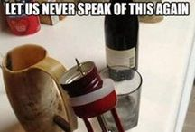 Wine Funnies (^̮^) / Because wine is fun!