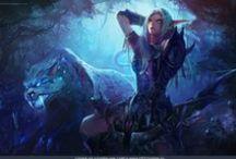 Games Artwork / Different games artwork