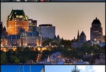 "Canada-Québec /    Un gros MERCI à tous ceux qui me suivent! Merci de ne pas ""pinner"" à outrance, 20 à 30 pins par jour est raisonnable! THANKS to all peoples following me! Please do not over pins my board, 20 to 30 pins every day is reasonable! / by linda"