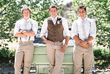 """Hello Handsome / Pretty sure 98% of our followers are not """"grooms to be""""-  so here are some ideas for the grooms in your life ......."""