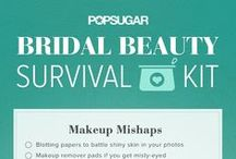 Bridal Beauty / Hair, Makeup and style ideas for the Bride to Be!