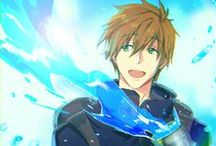 Makoto [橘 真琴] / Makoto Tachibana {Free! Eternal Summer}
