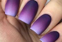 Gradients / Gradient Manicures