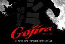 Godzilla / by Eton Da'Hogg