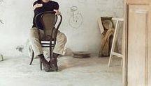 Artist & Atelier / #artist, #studio, #atelier, #creative, #place, #workspace, #creative