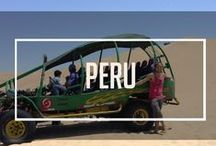 The Peru Project / From the coast to the rainforest, Peru had surprised us with so many amazing experiences.