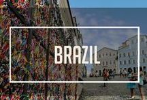The Brazil Project / Looking for the perfect caipirinha and samba in the streets!