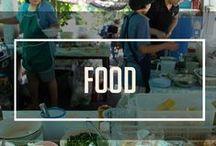 The Food Project / If you aree a foddie person, this is your board.