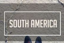 The Southamerica Project / Discovering this amazing continent, Southamerica awaits.