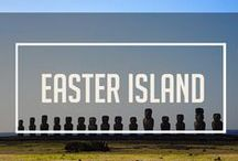 Easter Island, Chile / Exploring this mysterious place.
