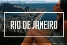 Rio De Janeiro, Brazil / Let's samba!