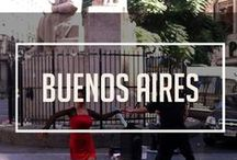 """Buenos Aires, Argentina / The """"Paris"""" in Southamerica, this place is unique in the world."""