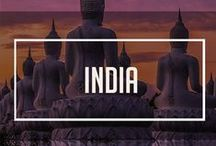 The India Project / Some serious planning on our end so we can prepare for the colorful chaos of beautiful India!