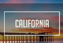 California, USA / Along the California's Pacific Coast Highway!