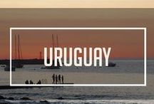 The Uruguay Project / Lovely times, food and people in this small South American country (even though they have more cows than humans!).   Some saved places that were our favorite to visit last time, as well as tips and pics of everywhere we hope to visit next time!