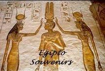 DEDALES DE SOUVENIRS DE EGIPTO
