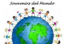 SOUVENIRS DEL MUNDO