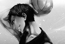 Kuroko no Basket / O Kuroko oczywiście ;-)