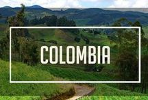 The Colombia Project / Exploring the sights and sounds of this incredible land