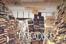"""Books / ,,Kto czyta książki, żyje podwójnie"""" ~Umberto Eco"""