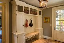 Perfect Mudrooms