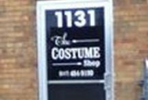 Costumes / Costume inspiration and building