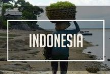The Indonesia Project / Let's explore this unreal place