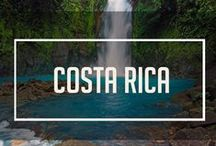 The Costa Rica Project / The country that's all about Pura Vida. Saved memories of our favorite places in the tropical paradise, as well as tips and pics of where we hope to visit next!