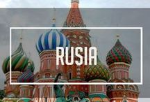 The Russia Project / Exploring the country.