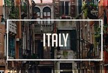 The Italy Project / Pastas & Pizzas