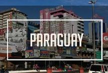 The Paraguay Project / Exploring the most underrated country in South America. Some memories of our favorite places from when we visited Paraguay, as well as tips and pics of where we hope to visit next time!