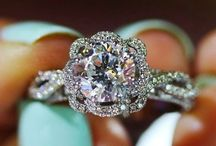 Wedding Ring Ideas / What I want my man to consider getting me when he proposes  and me him
