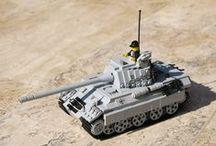 """LEGO Pz. K.pfw. VI. ausf. F """"Panther"""""""